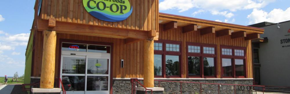 Cook County Whole Foods Co-op, Grand Marais