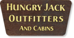 Hungry Jack Canoe Outfitters and Cabins
